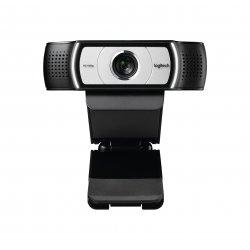 Logitech Webcam C930e - Câmara web - a cores - 1920 x 1080 - áudio - USB 2.0 - H.264