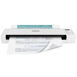 Brother DSmobile 920DW - Scanner para folhas de papel - Duplex - 215.9 x 812.8 mm - 600 ppp x 600 ppp - até 100 varreduras por