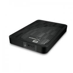 WD My Passport AV-TV WDBHDK5000ABK - Disco rígido - 500 GB - externa (portátil) - USB 3.0 - preto