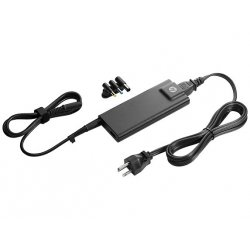 HP Slim - Adaptador de alimentação - 90 Watt - Europa - para HP 250 G4, Chromebook 14, EliteBook 2570, 725 G2, 745 G2, 755 G2,
