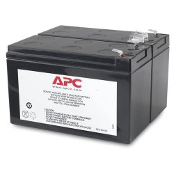 APC Replacement Battery Cartridge 113 - Bateria UPS - 1 x ácido de chumbo - preto - para Back-UPS RS 1100