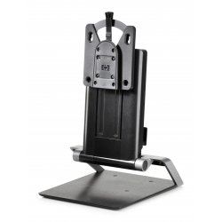"HP Integrated Work Center Stand Desktop Mini / Thin Clients - Base para monitor / desktop - 17""-24"" - para HP 260 G2, t430, t53"
