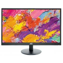 "AOC E2470SWH - Monitor LED - 23.6"" (23.6"" visível) - 1920 x 1080 Full HD (1080p) - TN - 250 cd/m² - 1000:1 - 1 ms - HDMI, DVI,"