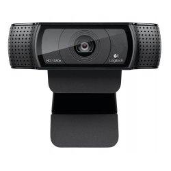 Logitech HD Pro Webcam C920 - Câmara web - a cores - 1920 x 1080 - áudio - USB 2.0 - H.264