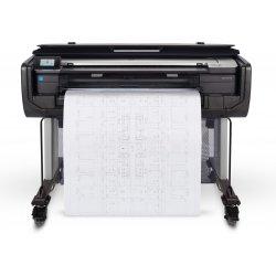 "HP DesignJet T830 - 36"" impressora multi-funções - a cores - jacto de tinta - 914 x 2770 mm (original) - Rolo (91,4 cm x 45,7 m"
