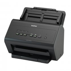 Brother ADS-2400N - Escaneador de documento - Duplex - A4 - 600 ppp x 600 ppp - até 40 ppm (mono) / até 40 ppm (cor) - ADF (50