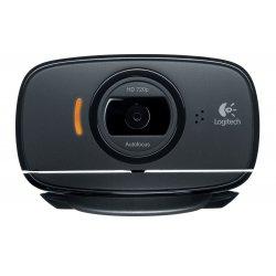 Logitech HD Webcam C525 - Câmara web - a cores - 1280 x 720 - áudio - USB 2.0