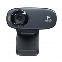 Logitech HD Webcam C310 - Câmara web - a cores - 1280 x 720 - áudio - USB 2.0