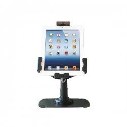 """NewStar TABLET-D200BLACK - Plataforma para tablet - bloqueável - preto - tamanho de tela: 9.7""""-10.1"""" - montável em parede, Comp"""