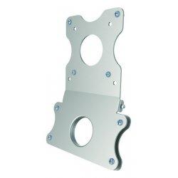 """NewStar FPMA-VESAMAC2127 - Componente de montagem (placa adaptadora VESA) para iMac - metal - prata - tamanho de tela: 21.5""""-27"""