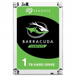 "Seagate Barracuda ST1000DM010 - Disco rígido - 1 TB - interna - 3.5"" - SATA 6Gb/s - 7200 rpm - buffer: 64 MB"