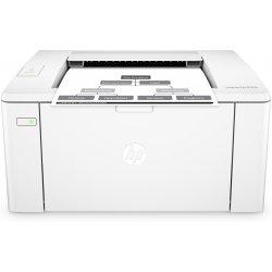 HP LaserJet Pro M102a - Impressora - monocromático - laser - A4/Legal - 1200 dpi - até 22 ppm - capacidade: 150 folhas - USB 2.