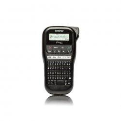 Brother P-Touch PT-H110 - Etiquetadora - monocromático - tranferência térmica - Rolo (1,2 cm) - 180 dpi - até 20 mm/ s - impres