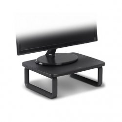 Kensington Monitor Stand Plus with SmartFit System - Suporte para monitor - preto