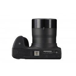Canon PowerShot SX430 IS - Câmara digital - compacta - 20.5 MP - 720p / 25 fps - 45x zoom óptico - Wi-Fi, NFC - preto