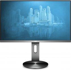 "AOC I2490PXQU/BT - Monitor LED - 23.8"" - 1920 x 1080 Full HD (1080p) - IPS - 250 cd/m² - 1000:1 - 4 ms - HDMI, VGA, DisplayPort"