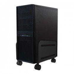 NewStar CPU-M100BLACK - Carrinho para CPU - preto