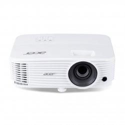 Acer P1350W - Projector DLP - P-VIP - portátil - 3D - 3700 lumens - WXGA (1280 x 800) - 16:10 - 720p