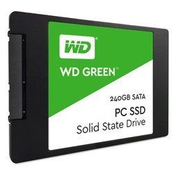 "WD Green SSD WDS240G2G0A - Unidade de estado sólido - 240 GB - interna - 2.5"" - SATA 6Gb/s"