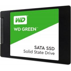 "WD Green SSD WDS120G2G0A - Unidade de estado sólido - 120 GB - interna - 2.5"" - SATA 6Gb/s"