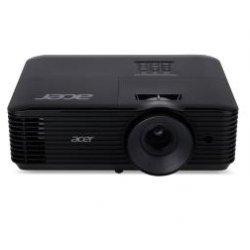 Acer X138WH - Projector DLP - P-VIP - portátil - 3D - 3700 lumens ANSI - WXGA (1280 x 800) - 16:10