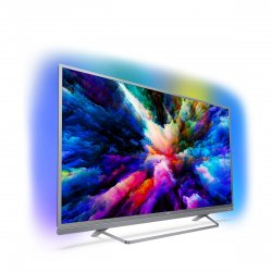 """Philips 55PUS7503 - 55"""" Classe 7500 Series TV LED - Smart TV - Android TV - 4K UHD (2160p) 3840 x 2160 - HDR - Micro Dimming Pr"""