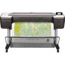 "HP DesignJet T1700 - 44"" impressora de grande formato - a cores - jacto de tinta - 1118 x 1676 mm - 2400 x 1200 ppp - até 0.55"
