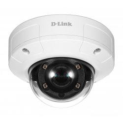 D-Link DCS 4633EV - Câmara de vigilância de rede - exterior, interior - à prova de poeira / impermeável / de vandalismo - a cor