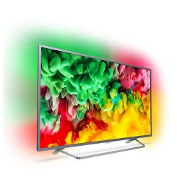 "Philips 43PUS6753 - 43"" Classe 6700 Series TV LED - Smart TV - Saphi TV - 4K UHD (2160p) 3840 x 2160 - HDR - Micro Dimming Pro"