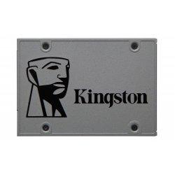 "Kingston UV500 - Unidade de estado sólido - encriptado - 240 GB - interna - 2.5"" - SATA 6Gb/s - 256-bits AES - Self-Encrypting"