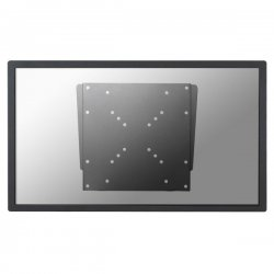"NewStar TV/Monitor Ultrathin Wall Mount (fixed) for 10""-40"" Screen - Black - Montagem na parede para visor LCD - preto - tamanh"