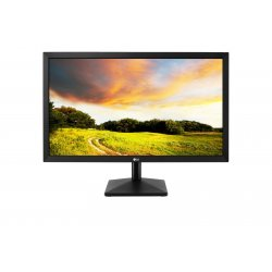 "LG 24MK400H-B - Monitor LED - 24"" (23.5"" visível) - 1920 x 1080 Full HD (1080p) - TN - 200 cd/m² - 1000:1 - 1 ms - HDMI, VGA -"
