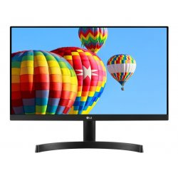 "LG 27MK600M-B - Monitor LED - 27"" (27"" visível) - 1920 x 1080 Full HD (1080p) - AH-IPS - 250 cd/m² - 1000:1 - 5 ms - 2xHDMI, VG"