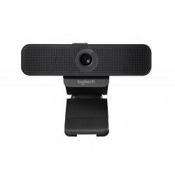 Logitech Webcam C925e - Câmara web - a cores - 1920 x 1080 - áudio - USB 2.0 - H.264