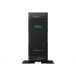 HPE ProLiant ML350 Gen10 Base - Servidor - torre - 4U - 2-way - 1 x Xeon Silver 4210R / 2.4 GHz - RAM 16 GB - SAS - hot-swap (p