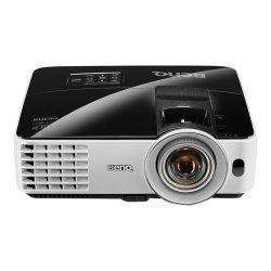 BenQ MX631ST - Projector DLP - portátil - 3D - 3200 lumens ANSI - XGA (1024 x 768) - 4:3