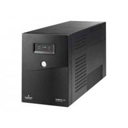 Liebert itON LI32141CT20 - UPS - 900 Watt - 1500 VA - conectores de saída: 6