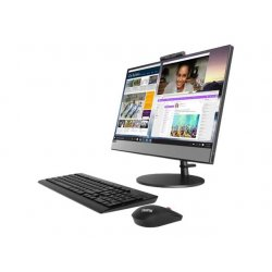 Lenovo V530-22ICB 10US - All-in-one - com suporte para monitor - 1 x Core i5 8400T / 1.7 GHz - RAM 8 GB - SSD 256 GB - Gravador