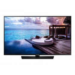 "Samsung HG43EJ690UB - 43"" Classe HJ690U Series TV LED - hotel / hospitalidade - Smart TV - Tizen OS 4.0 - 4K UHD (2160p) 3840 x"