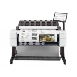 "HP DesignJet T2600dr PostScript - 36"" impressora multi-funções - a cores - jacto de tinta - 914 x 8000 mm, 610 x 15000 mm (orig"