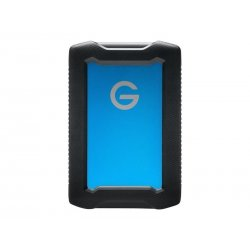 "G-Technology ArmorATD GARCWWA20001AAB - Disco rígido - 2 TB - externa (portátil) - 2.5"" - USB 3.1 Gen 1 (USB C conector)"