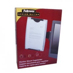 Porta Documentos de Monitor c/Clip Fellowes