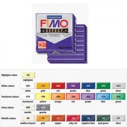 Pasta de modelar FIMO Effect Metalico (27) Cobre 56grs