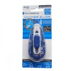 Corrector Fita Plus WH-015BC 5mmx12mts-Blister 1un