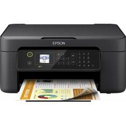 Epson WorkForce WF-2810DWF - Impressora multi-funções - a cores - jacto de tinta - A4/Legal (media) - até 33 ppm (impressão) -
