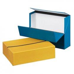 Caixa Arquivo Frances (340x250x170mm) 2 Abas e Fita - 1un