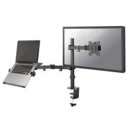Neomounts by Newstar FPMA-D550NOTEBOOK - Kit de montagem - para visor LCD / notebook (full-motion) - preto - tamanho de tela: 1