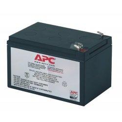 APC Replacement Battery Cartridge 4 - Bateria UPS - 1 x ácido de chumbo - preto - para P/N: BE750BB, BE750BB-CN, BE800-IND, BK