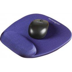Kensington Wrist Pillow - Tapete de rato com apoio para pulso - azul
