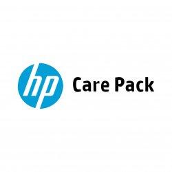 Electronic HP Care Pack Next Day Exchange Hardware Support - Contrato extendido de serviço - substituição (para apenas CPU) - 5